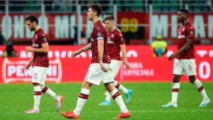 Digulung Atalanta 0-5 Merupakan Kekalahan Terburuk AC Milan Dalam 21 Tahun