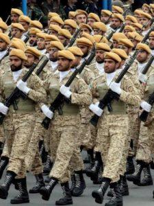 Kekuatan Militer Iran Melawan Amerika Serikat