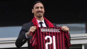 Zlatan Ibrahimovic: Hanya Ada Ronaldo Palsu di Liga Italia Sekarang