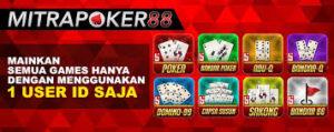 Mitrapoker88 Agen Poker Dengan Jackpot Idn Poker Online Terbesar