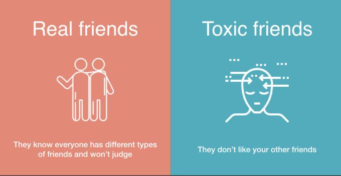 Jenis-Jenis Teman Toxic Yang Umum Berada Di Sekitar Kita